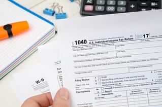 1040 tax forms